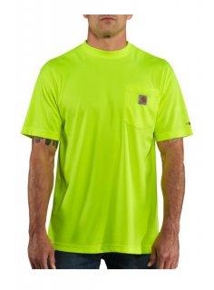 Carhartt® Force™ Color Enhanced Short Sleeve T-Shirt