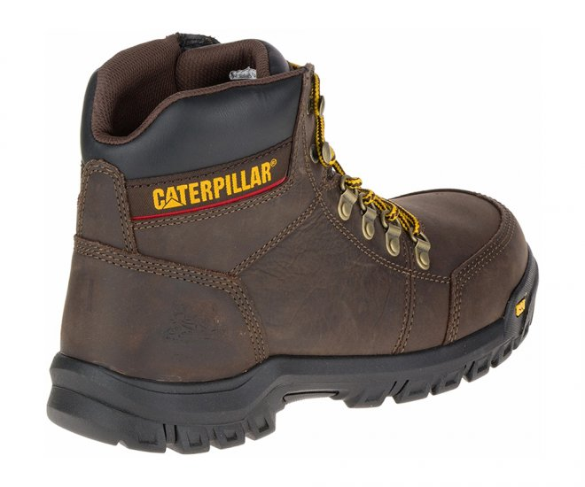 5c616844aaa Caterpillar® 6 Outline Steel Toe Work Boot [] - $94.99 : Workingmans ...