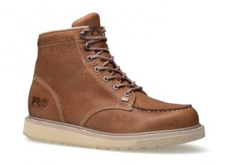 "Timberland PRO® 6"" Barstow Wedge Moc Soft Toe Boot"