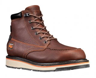 "Timberland PRO® 6"" Gridworks Soft Toe Work Boot - Waterproof"