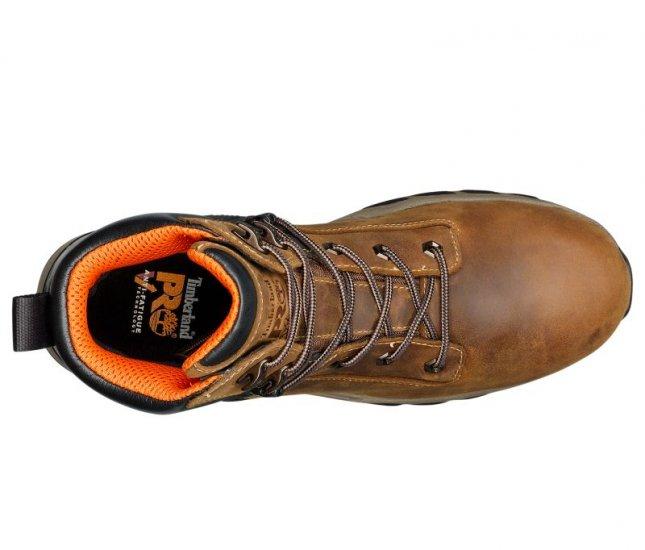0d47e420d3e Timberland PRO® 6 Hypercharge Soft Toe Work Boot - Waterproof [A1Q56 ...