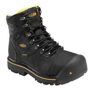 "KEEN® 6"" Milwaukee Steel Toe Boot - Waterproof"