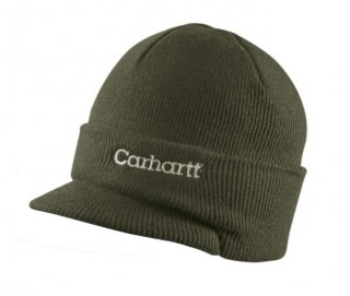 Carhartt® Knit Hat with Visor