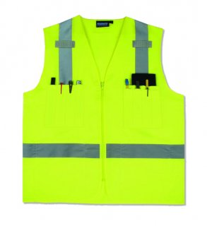 ERB S414 CLS 2 Surveyors Vest