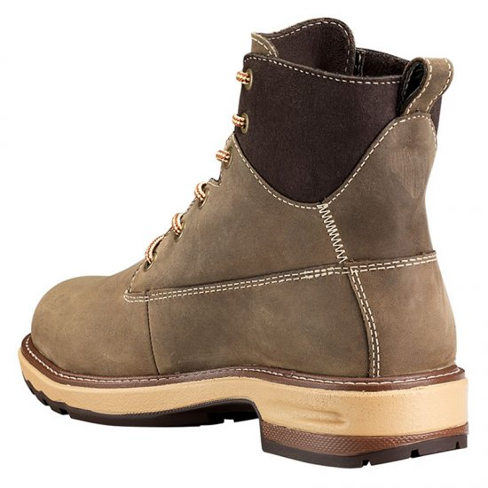 "Timberland PRO® 6"" Women's Hightower Alloy Toe Work Boot - Click Image to Close"