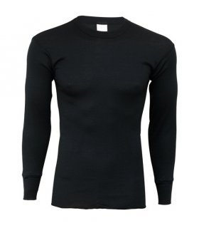 Indera Men's HydroPur Performance Rib Knit Thermal Shirt