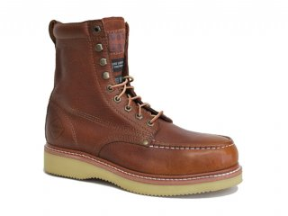 "Work Zone® 8"" 834 Moc Soft Toe Wedge Work Boot"