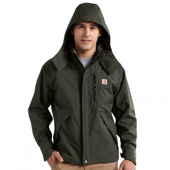 81606a6af Carhartt® Shoreline Jacket - Waterproof [J162] - $119.99 ...