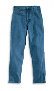 Carhartt® Stonewashed Traditional Fit Jean