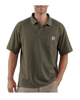 Carhartt® Contractor's Work Pocket™ Polo