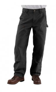 Carhartt® Double-Front Washed Work Dungaree