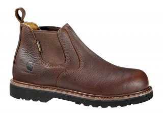 "Carhartt® 4"" Non-Safety Toe Pull On Boot - Waterproof"