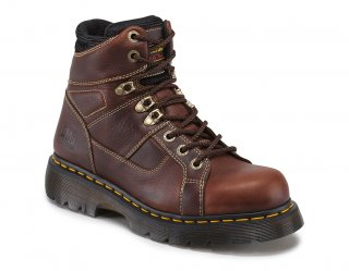 "Dr. Martens 7"" Ironbridge Soft Toe Work Boot"