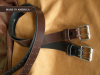 "Marc Wolf 1.5"" Double Prong Belt"