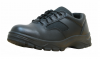 Work Zone® 477 Unisex Leather Cordura Oxford