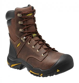 "KEEN® 8"" Mt. Vernon Steel Toe Work Boot - Waterproof"