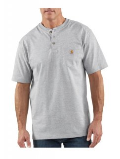 Carhartt® Short Sleeve Workwear Henley