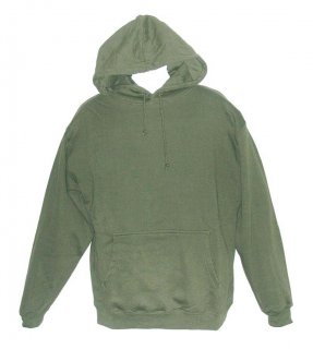 Specien Pullover Hooded Fleece Sweatshirt