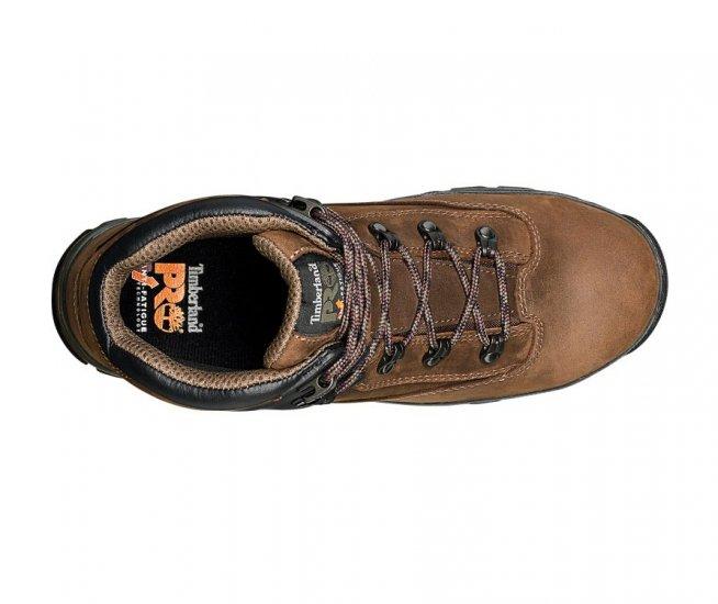 7a6fa21307e Timberland PRO® Euro Hiker Alloy Toe Work Boot - Waterproof [A1HC5 ...