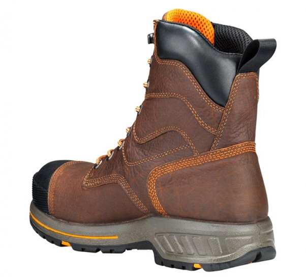 Timberland PRO® 8 Helix HD Composite Toe Work Boot
