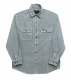 Hickory Shirt Co® Long Sleeve Button Logger Shirt
