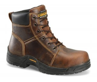 "Carolina® 6"" Steel Toe Work Boot - Waterproof"