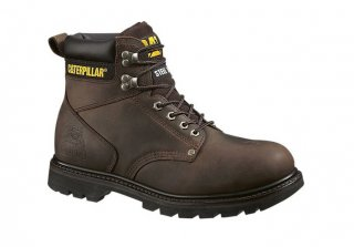 Caterpillar® Second Shift Soft Toe Work Boot