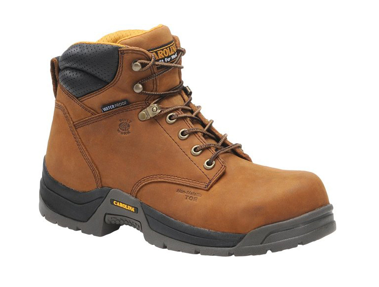 "Carolina® 6"" Bruno Lo Broad Composite Toe Work Boot - Waterproof - Click Image to Close"