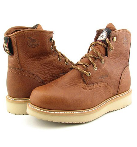 Georgia® Wedge Work Boot [G6152] - $139.99 : Workingmans Emporium ...